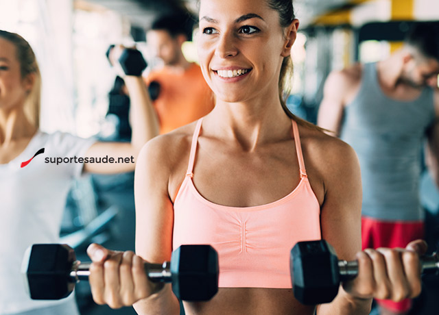 Benefícios do treino de musculação para a saúde
